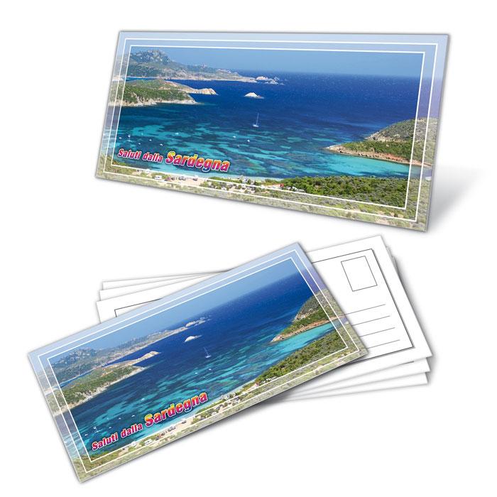 Cartoline postali dimensioni personalizzate