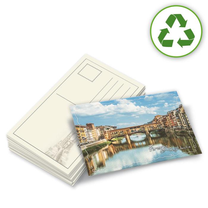 Cartoline riciclate