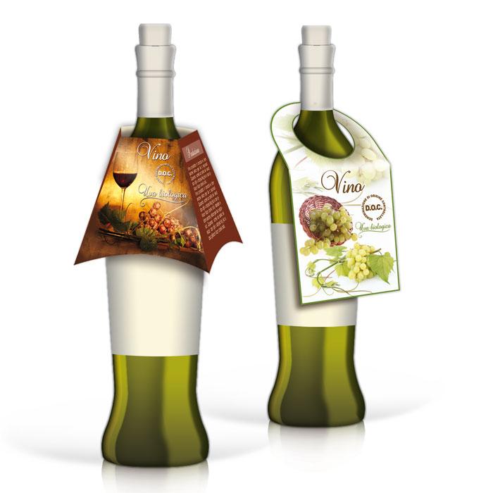 Collarini per Bottiglie