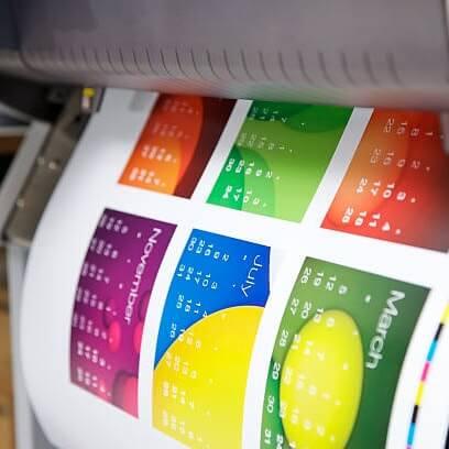 Stampa grande formato forex