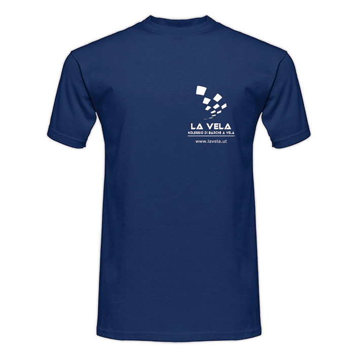 T shirt personalizzate uomo basic